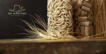 Dalla spiga alla tavola: la pasta artigianale di semola di grano duro Senatore Cappelli De Martino